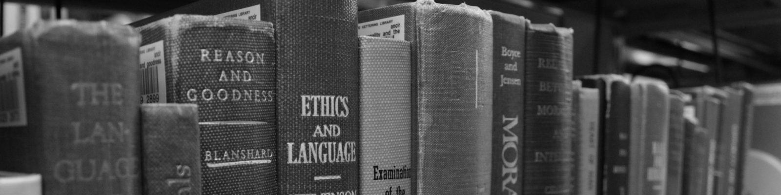 Ethics and Language