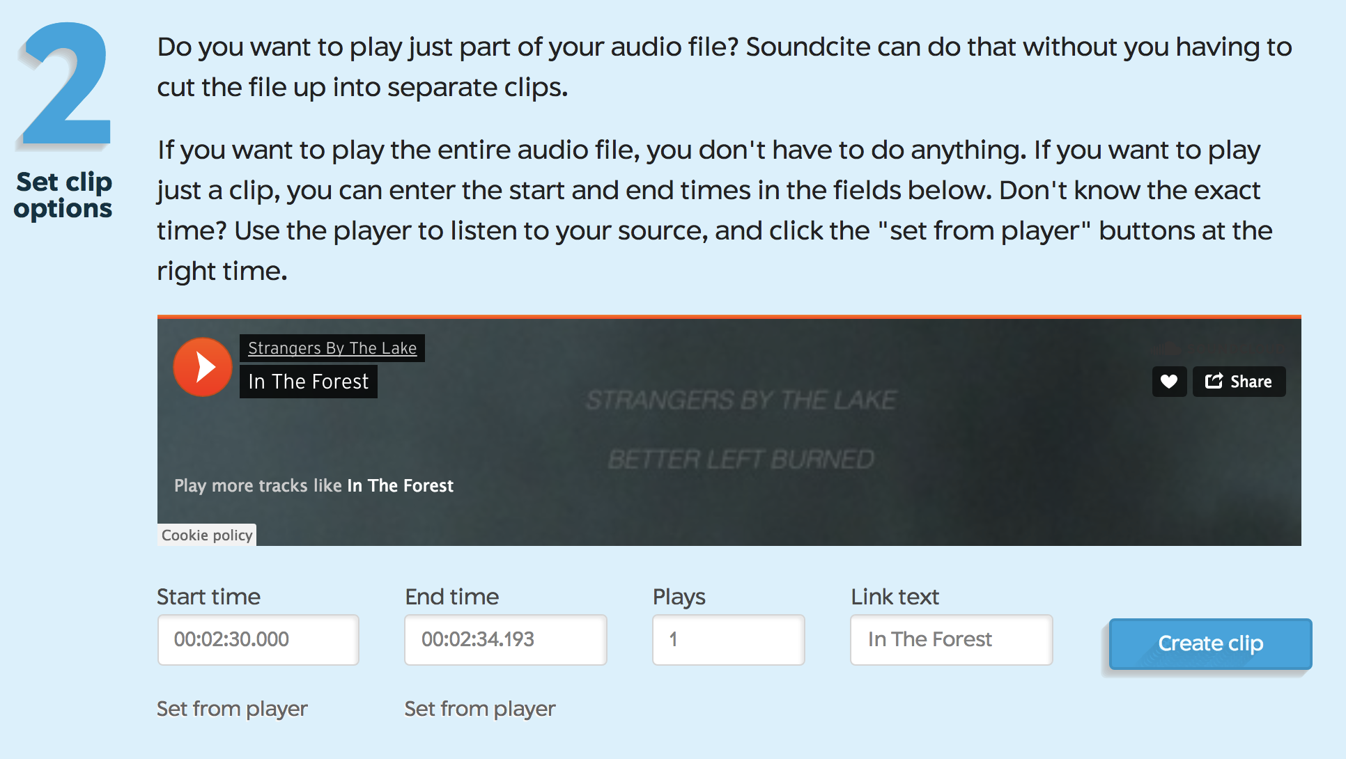 Soundcite—Animate Written Narrative with Spoken Word and